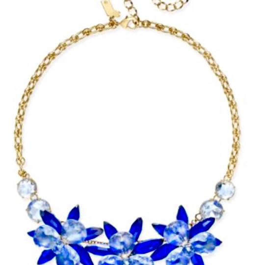 Kate Spade crystal flowers collar necklace Image 8