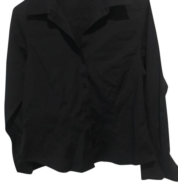 Preload https://img-static.tradesy.com/item/21529246/foxcroft-black-non-ironed-stretch-fitted-fit-blouse-size-petite-8-m-0-1-650-650.jpg