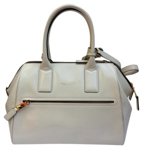 Marc Jacobs Satchel in Medium Incognito Leather Satchel