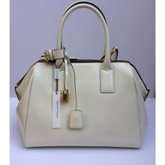 Marc Jacobs Satchel in Medium Incognito Leather Satchel Image 1