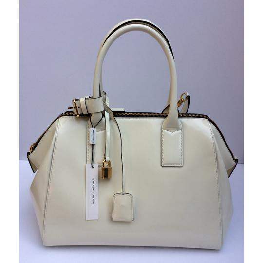 Marc Jacobs Satchel in Medium Incognito Leather Satchel Image 2
