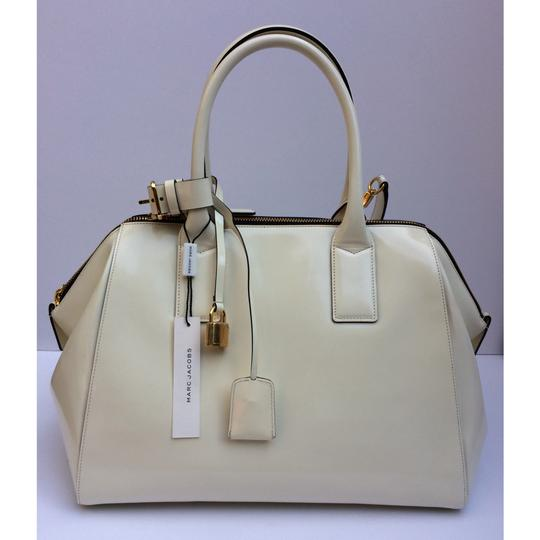 Marc Jacobs Satchel in Medium Incognito Leather Satchel Image 3