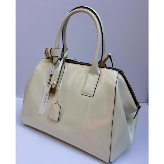 Marc Jacobs Satchel in Medium Incognito Leather Satchel Image 4