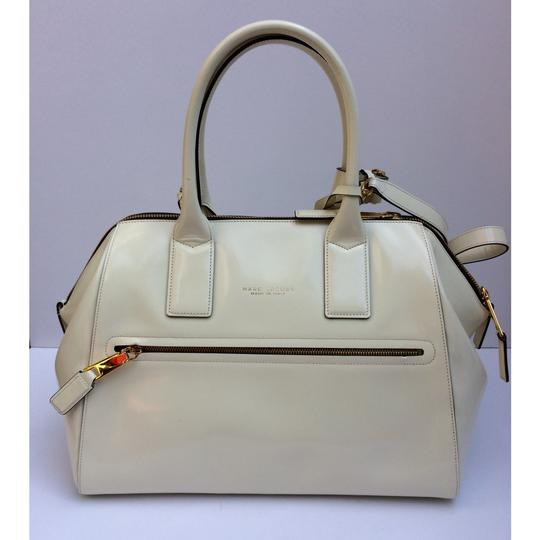 Marc Jacobs Satchel in Medium Incognito Leather Satchel Image 6