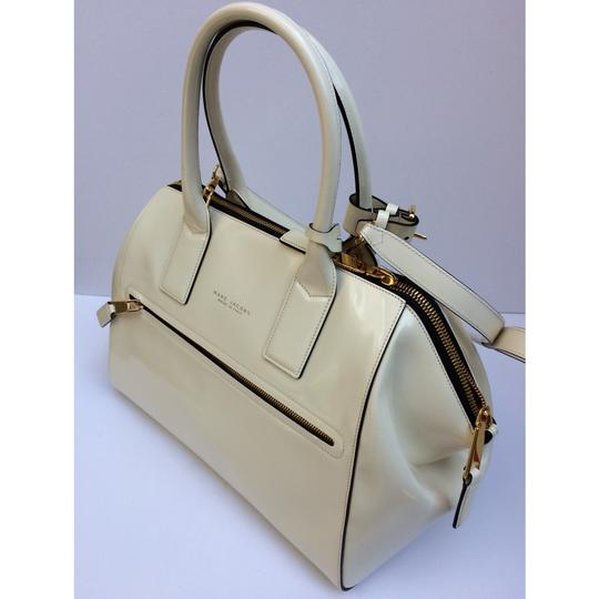 Marc Jacobs Satchel in Medium Incognito Leather Satchel Image 7