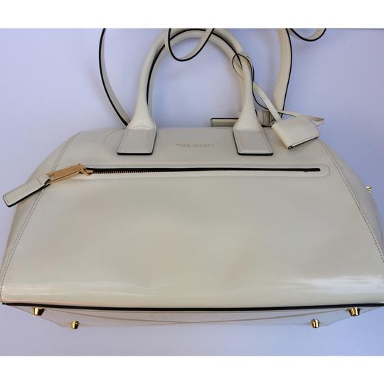 Marc Jacobs Satchel in Medium Incognito Leather Satchel Image 8