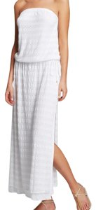 white Maxi Dress by Vitamin A