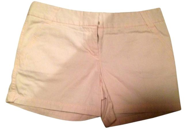 J.Crew Shorts Very pale Pink