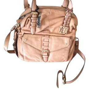 Via Neroli Satchel in Honey Tan