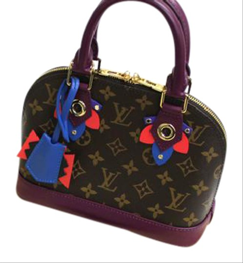 Preload https://img-static.tradesy.com/item/21530060/louis-vuitton-alma-bb-monogram-totem-flamingo-magenta-2-way-handbag-purple-leather-cross-body-bag-0-1-540-540.jpg