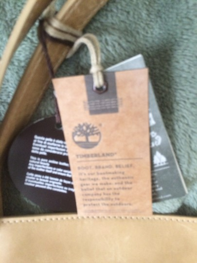Timberland Tote in Tan Natural Leather Image 1