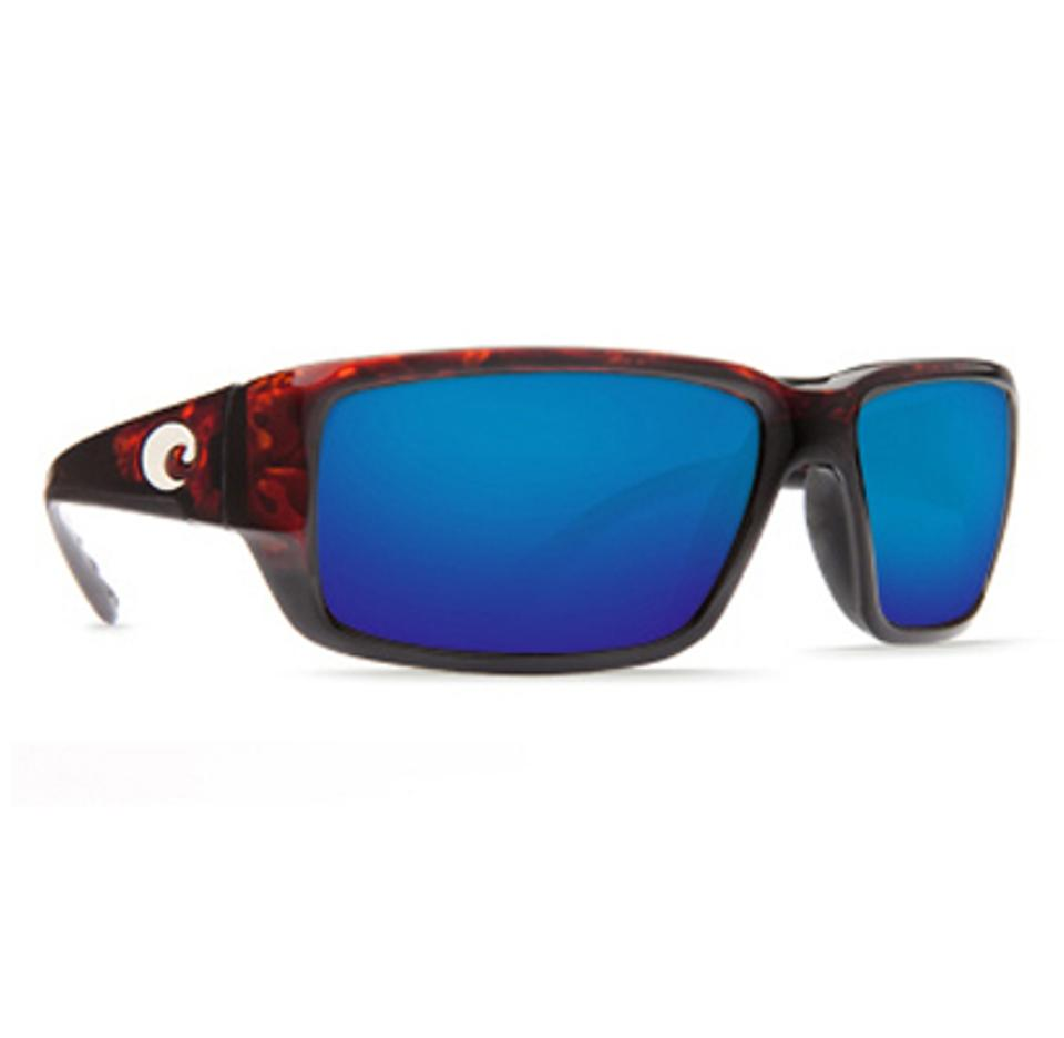 20281b535066 Costa Del Mar Fantail Tortoise Frame/Blue Mirror Frame/Blue 580g Tf 10  Obmglp Sunglasses