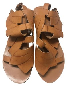 Ancient Greek Sandals X Carven Collection Size 38 natural Sandals