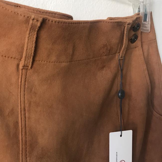 AG Adriano Goldschmied Mini Skirt camel Image 2