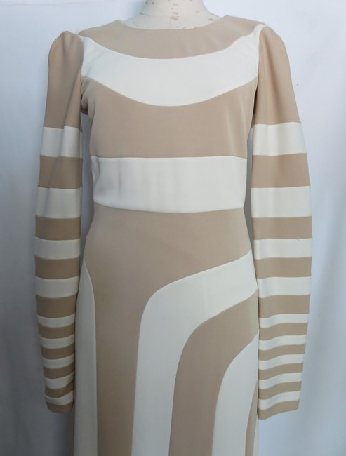 Marc Jacobs Maxi Gown Stretchy Longsleeve Dress Image 1