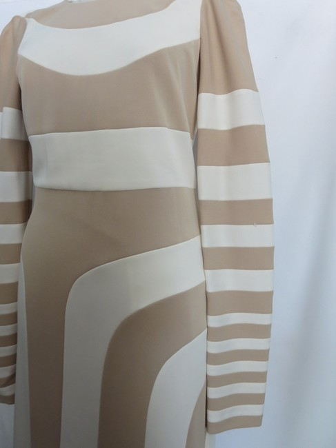 Marc Jacobs Maxi Gown Stretchy Longsleeve Dress Image 2