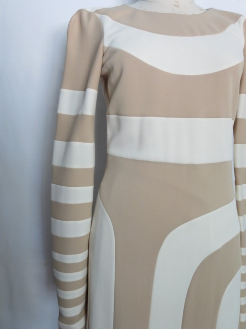 Marc Jacobs Maxi Gown Stretchy Longsleeve Dress Image 3