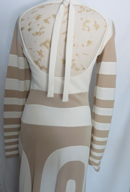 Marc Jacobs Maxi Gown Stretchy Longsleeve Dress Image 4