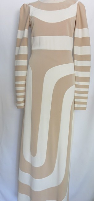 Marc Jacobs Maxi Gown Stretchy Longsleeve Dress Image 8