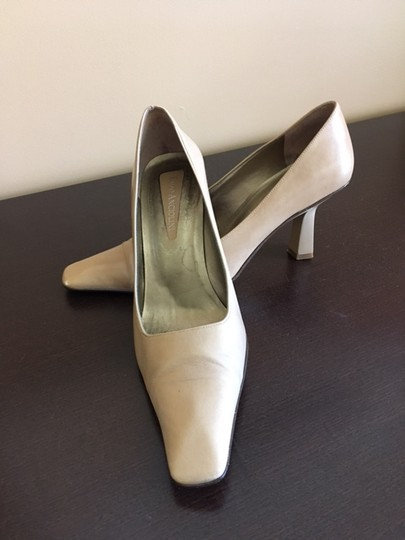 Enzo Angiolini Natural Pumps Image 1
