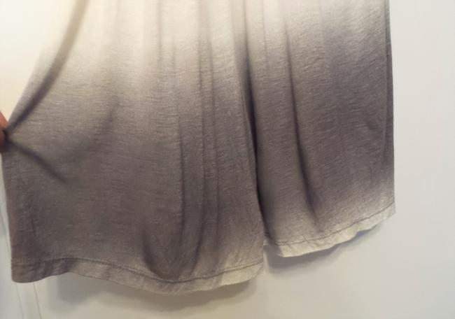 Romeo & Juliet Couture short dress Off-white, grey Knit New Knit Mini on Tradesy Image 1