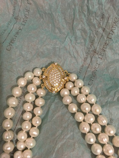 Pearl necklace (designer not known) Pearl necklace