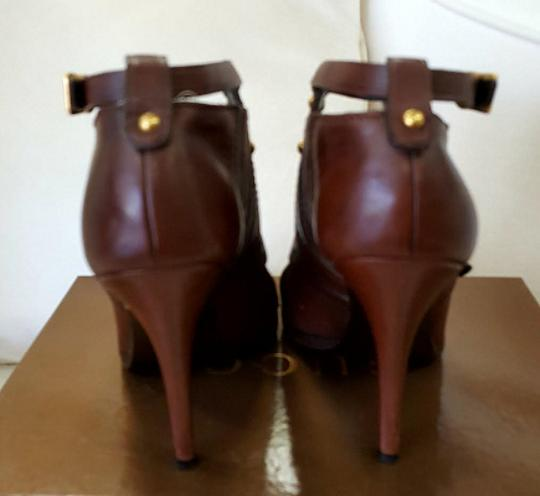 Gucci Brown Sandals Image 3