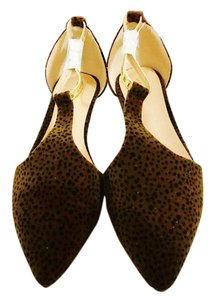 Charlotte Russe Brown Flats