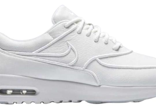 Nike Summit White Air Max Thea Ultra Si Sneakers Size US 7 Regular (M, B) 33% off retail