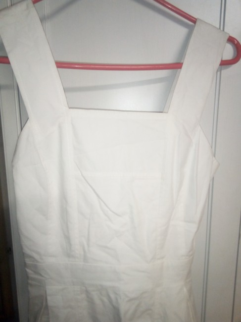 A|X Armani Exchange short dress white Cotton Spring Summer Formal on Tradesy Image 1