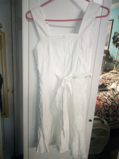 A|X Armani Exchange short dress white Cotton Spring Summer Formal on Tradesy Image 2