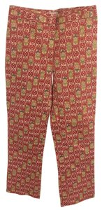 Michael Kors Straight Pants multi-color