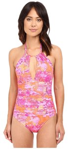 Ralph Lauren $65 OBO NWT Size 4 Oceania Floral One-Piece Swimsuit