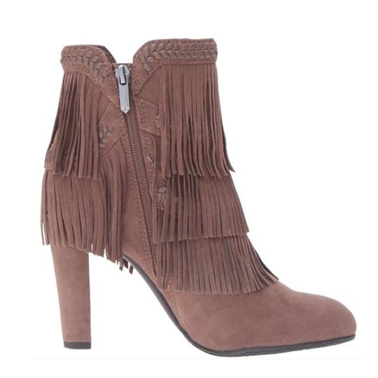 Sam Edelman Taupe Boots Image 2