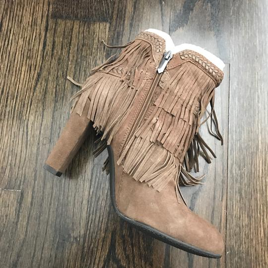 Sam Edelman Taupe Boots Image 6
