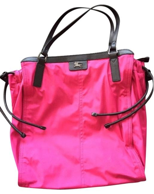 Item - Buckleigh Fuschia Pink Nylon Tote