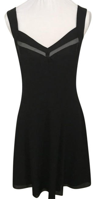 Preload https://img-static.tradesy.com/item/21533716/black-vintage-sleeveless-fit-and-short-cocktail-dress-size-8-m-0-2-650-650.jpg
