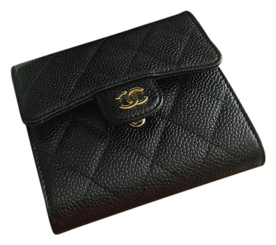 b93825954fdd Chanel Classic Flap Wallet Size | Stanford Center for Opportunity ...