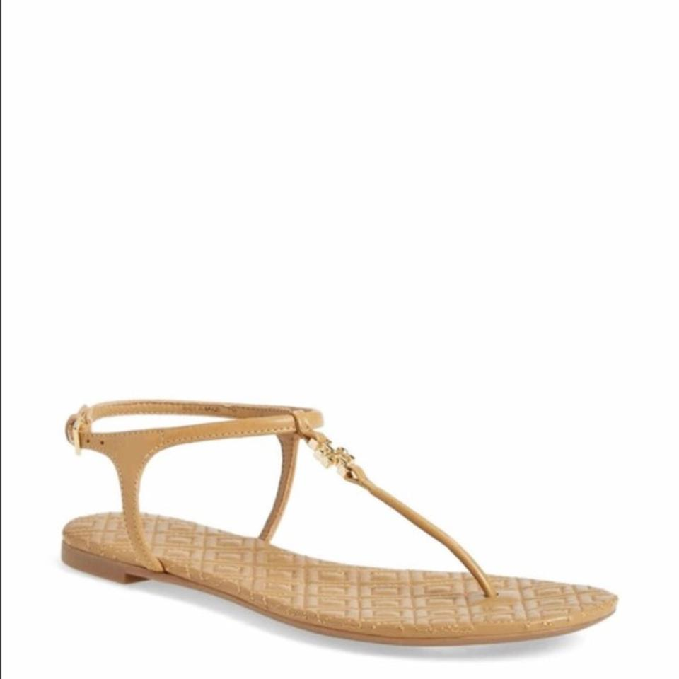 Tory Burch Sand Leather 234567 Sandals Sandals 234567 353d77