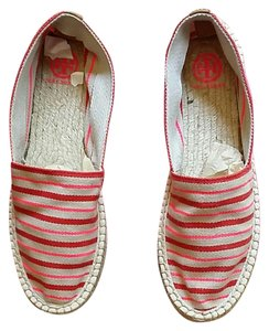 Tory Burch Red pink Flats