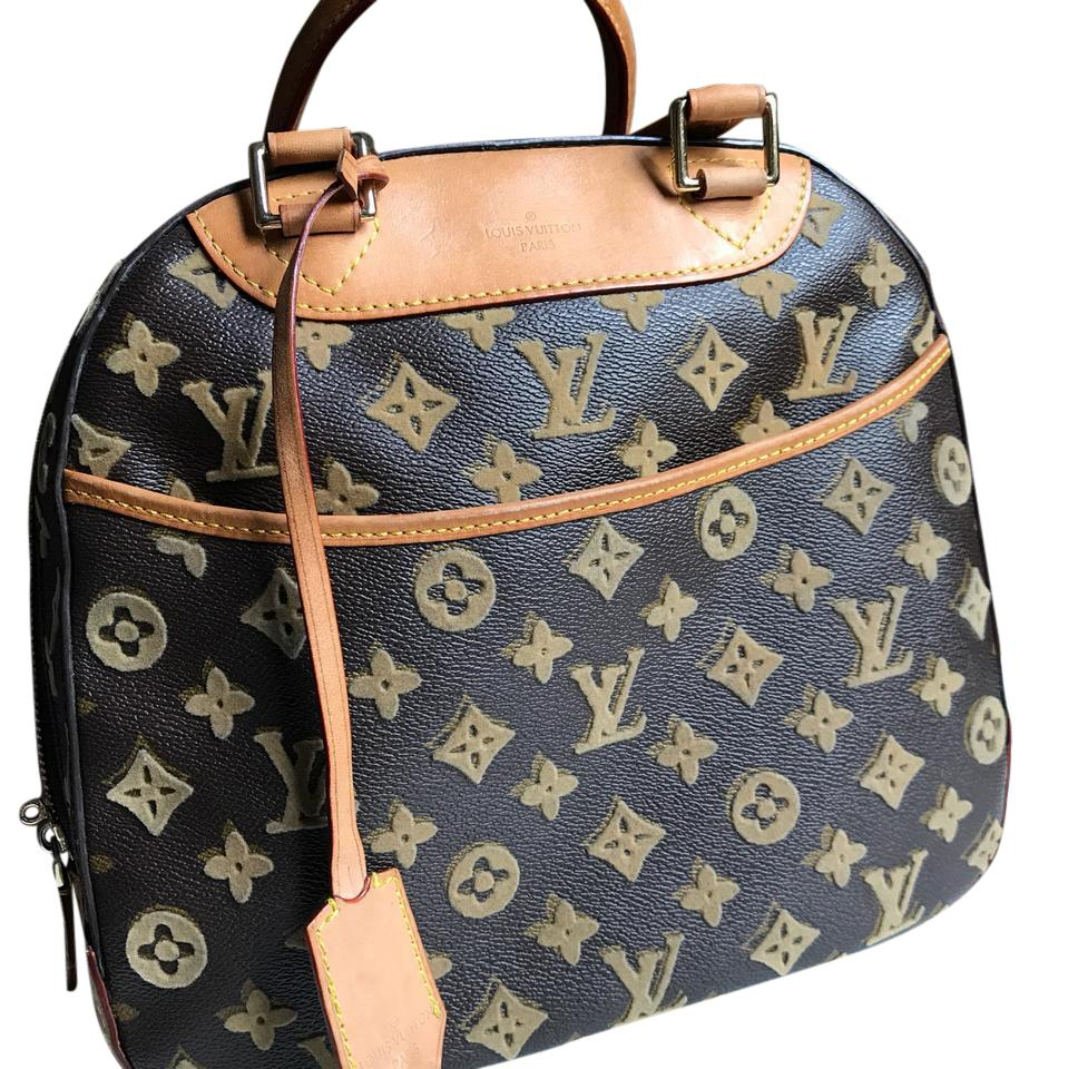 808efbe1b3ae Louis Vuitton Deauville 3d Limited Edition Satchel - Tradesy
