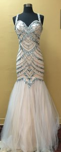 2Cute Mermaid Jeweled Jewel Dress