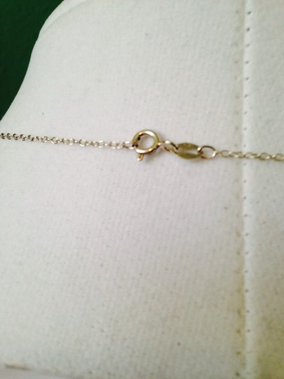 JS Collections Green & White Crystal In Sterling Silver Frog Necklace Image 3