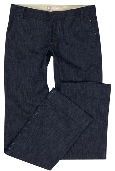 Preload https://img-static.tradesy.com/item/21535245/rebecca-taylor-dark-rinse-new-nwot-trimmed-trouser-boot-cut-jeans-size-28-4-s-0-1-650-650.jpg