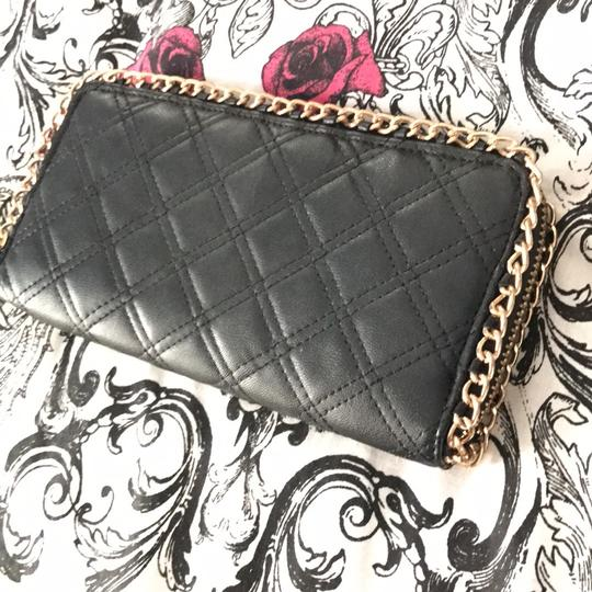 Other black gold chain wallet Image 1