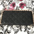 Other black gold chain wallet Image 2