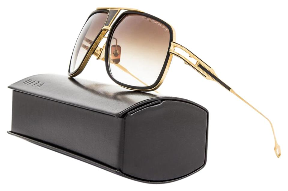 ffd5398d519 Dita Dita Grandmaster Five 5 Limited Edition 18k Gold - Black  Sold Out   Image ...