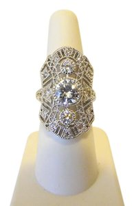 Real Collectibles by Adrienne Real Collectibles by Adrienne 4.95ctw Diamonite Ring 7
