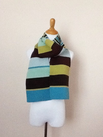 Other 2 Look Striped Scarf