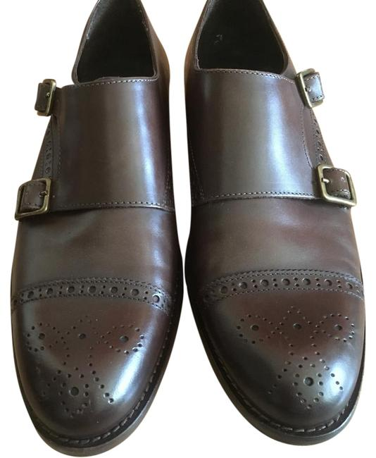 Item - Brown Formal Shoes Size US 8 Regular (M, B)